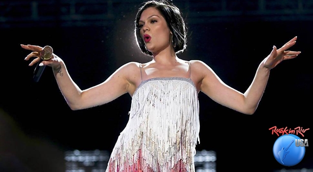 Jessie J Rock in Rio Usa 2015 Las Vegas