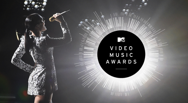 Jessie J MTV Video Music Awards 2015 Bang Bang Nicki Minaj Ariana Grande