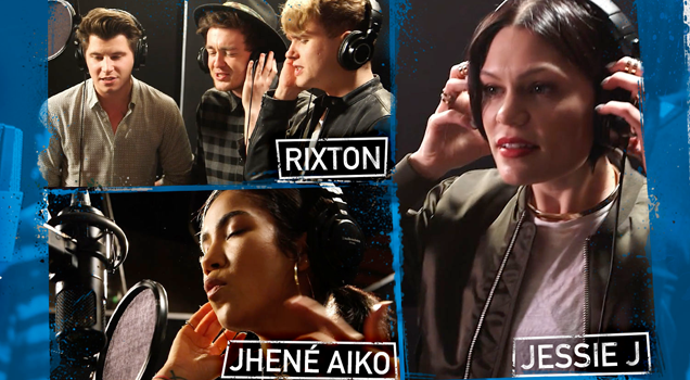 Jessie J Sorry to Interrupt Jhené Rixton