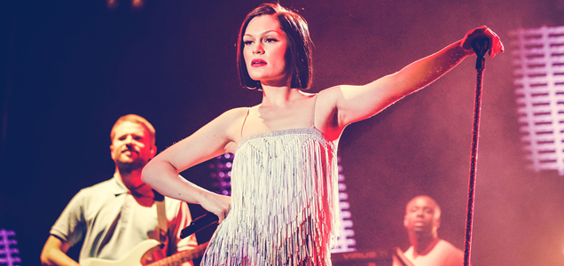 Jessie J Rock in Rio Lisboa Portugal 2014