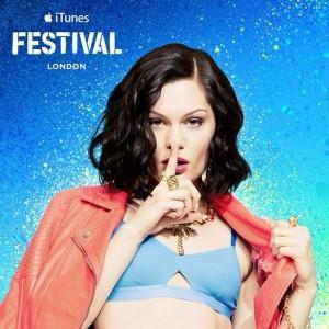 Itunes Festival Poster Jessie J 22 de Setembro 2014 RoundHouse Londres