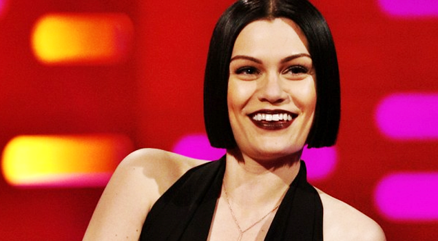 Jessie J Graham Norton Show 2015