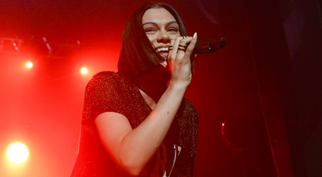 Jessie J HP Connected Music Le Trianon Paris France