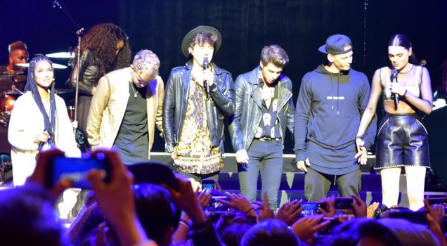 Jessie J Jhené Aiko Rixton Sorry To Interrupt Crazy Good Summer Pop-Tarts San Francisco Live