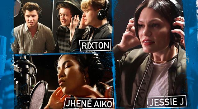 Jessie J Sorry to Interrupt Jhené Rixton