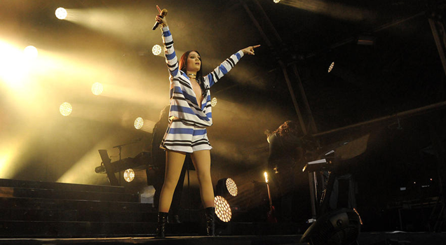 Jessie J Summer Series Somerset House