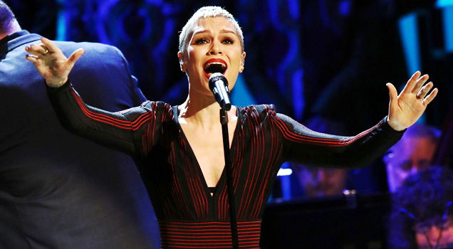 Jessie J It Always Seems Impossible Until It Is Done World AIDS Day One Campaign Red Concert