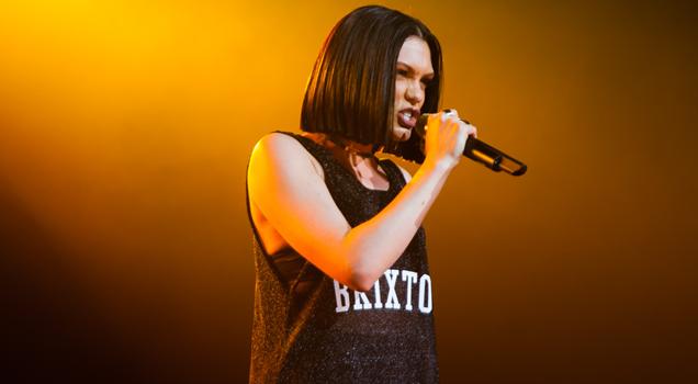 Jessie J live at Brixton